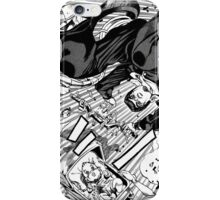 JoJo's Bizarre Adventure - Josuke Motorcycle Scene iPhone Case/Skin