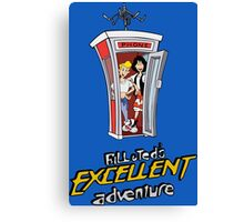 Bill and Ted's Excellent Adventure Canvas Print