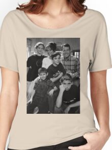 Malcolm in the Middle B&W photo Women's Relaxed Fit T-Shirt