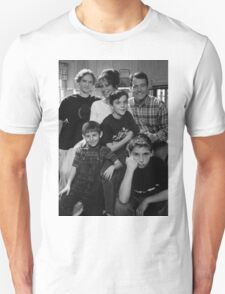 Malcolm in the Middle B&W photo Unisex T-Shirt