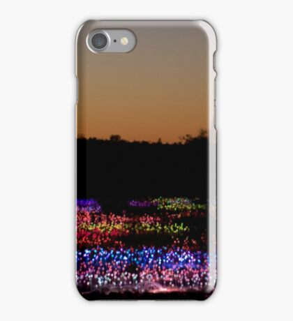 Field of Light iPhone Case/Skin