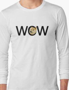WOW Doge Long Sleeve T-Shirt