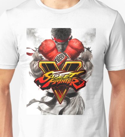 street fighter 5 Unisex T-Shirt