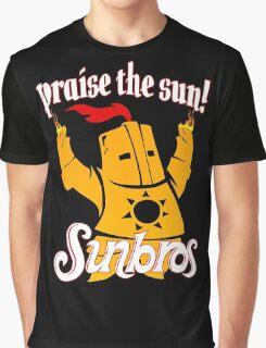 Praise The Sun - Sunbros Graphic T-Shirt