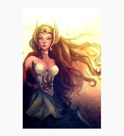 She-Ra Photographic Print