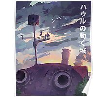 Sunset view Poster