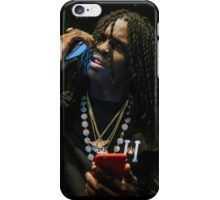 Chief Keef Holding Phones iPhone Case/Skin