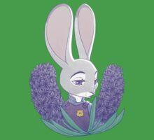 Hyacinth One Piece - Short Sleeve