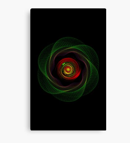 Irish Eye Canvas Print