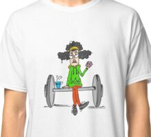 Funny Coffee Break Workout Classic T-Shirt
