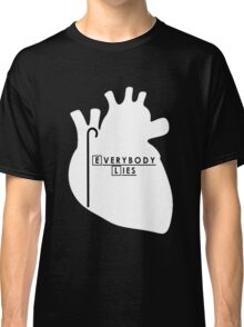 House - Everybody Lies Classic T-Shirt