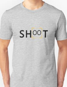 Person of Interest - Shoot Unisex T-Shirt