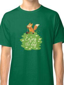 Cute foxes Classic T-Shirt