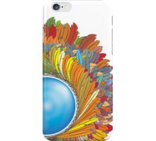 Feather Ball iPhone Case/Skin