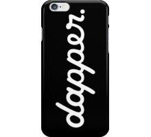 Dapper 2 iPhone Case/Skin