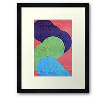 Cannibal Worms Framed Print