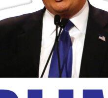 Trump Hands Sticker