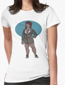 Mia Fey Womens Fitted T-Shirt
