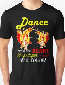 Indian Powwow Dance T-Shirt