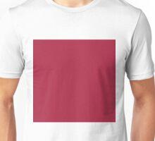 Deep Carmine Unisex T-Shirt