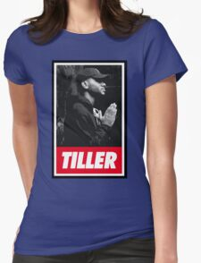 Bryson Tiller [4K] Womens Fitted T-Shirt