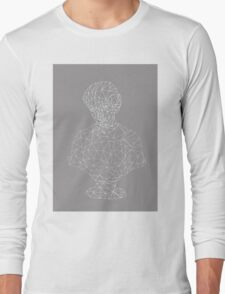 Polygonal Bust T-Shirt