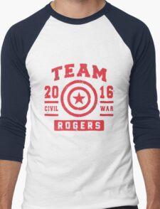 Team Rogers Men's Baseball ¾ T-Shirt