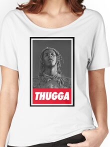 Young thug [4K] Women's Relaxed Fit T-Shirt