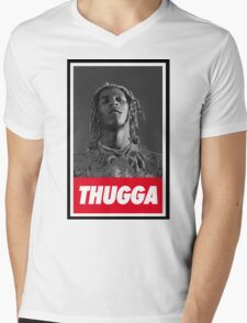 Young thug [4K] Mens V-Neck T-Shirt