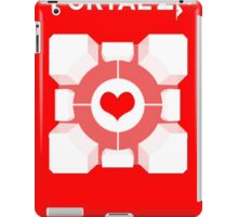 Love cube iPad Case/Skin
