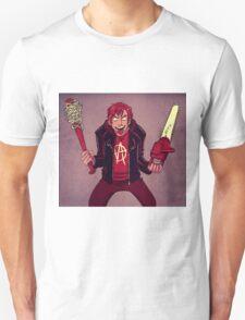 Duel Wielding Unisex T-Shirt