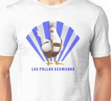 Los Pollos Germanos Unisex T-Shirt