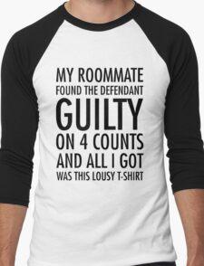 New Girl - Guilty shirt Men's Baseball ¾ T-Shirt