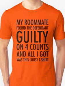 New Girl - Guilty shirt T-Shirt