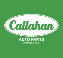 Callahan Autoparts One Piece - Short Sleeve