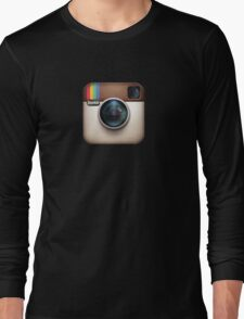 Instagram 1 Long Sleeve T-Shirt