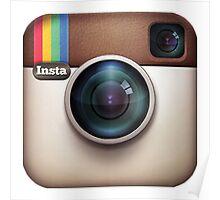 Instagram 1 Poster