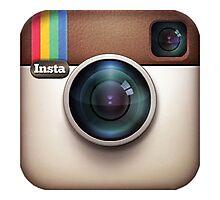 Instagram 1 Photographic Print