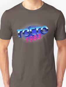 RETRO 1983 Unisex T-Shirt