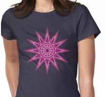 Abstract symbol  Womens Fitted T-Shirt