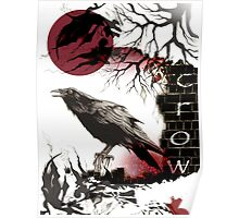 Crow - Fantasy Poster