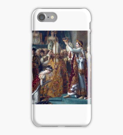 napoleon-coronation,  iPhone Case/Skin