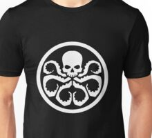 marvel hydra shield Unisex T-Shirt