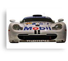 Porsche 911 GT1 Evo - Porsche Museum Canvas Print