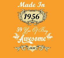 Made in 1956 Unisex T-Shirt