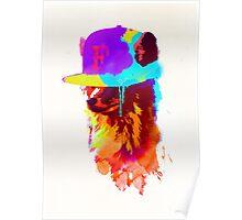 Foxey's favourite cap Poster