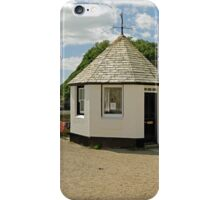 Old Harbourmaster Office, Charlestown iPhone Case/Skin