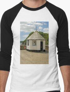 Old Harbourmaster Office, Charlestown Men's Baseball ¾ T-Shirt