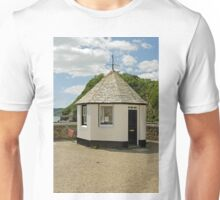 Old Harbourmaster Office, Charlestown Unisex T-Shirt