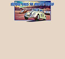 Herbie Goes To Monte Carlo Unisex T-Shirt